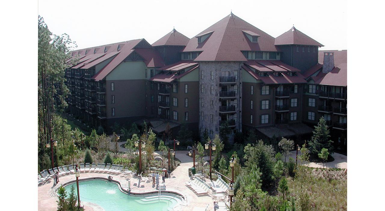 Disney's Wilderness Lodge Annex