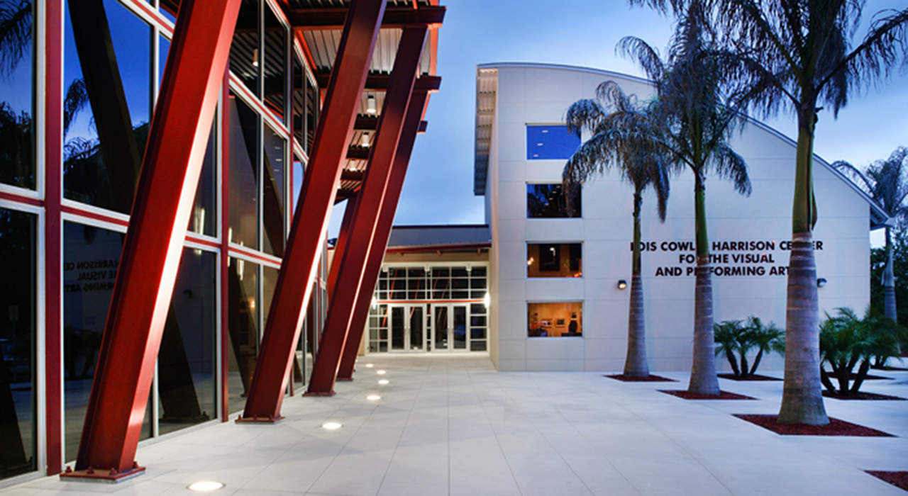 The Lois Cowles Harrison School for the Visual & Performing Arts