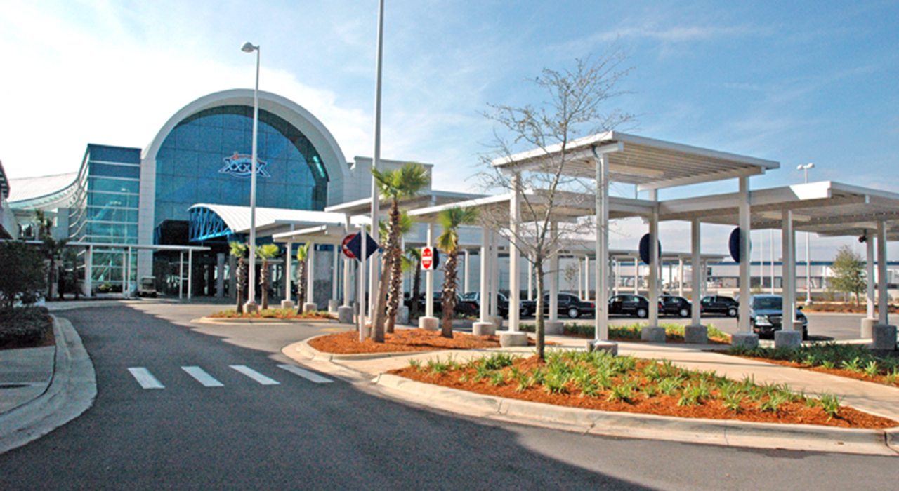 Jacksonville International Airport – Expansion 2005