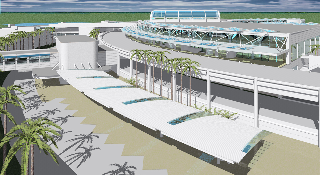 Orlando International Airport – New South Terminal Complex