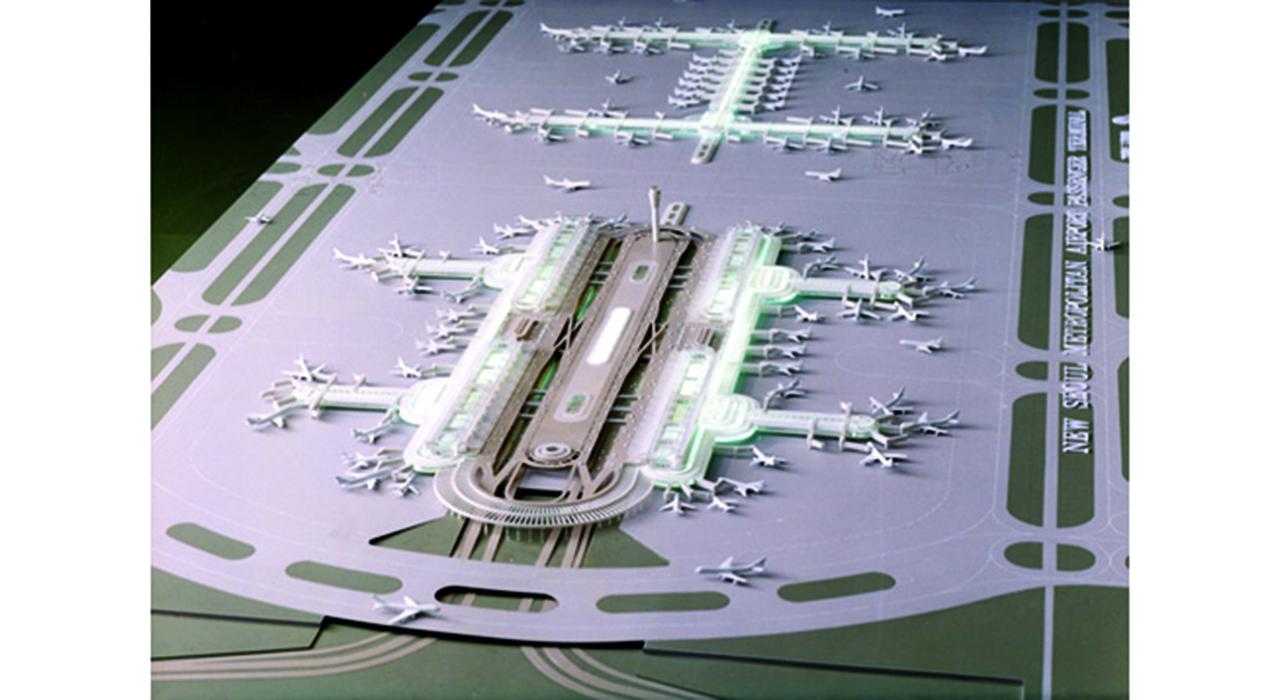 New Seoul Metropolitan Airport – Passenger Terminal Design Competition