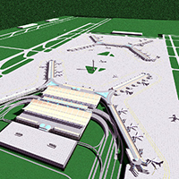 Shanghai Pudong International Airport – Design Competition