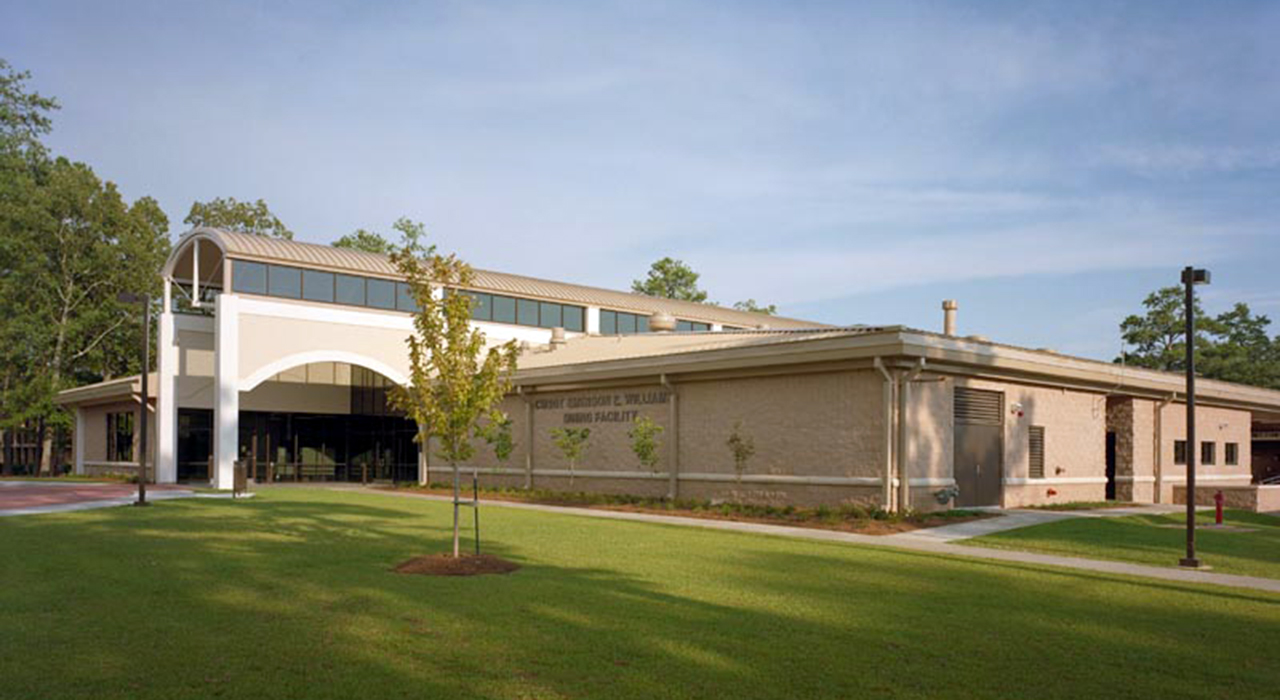 Shaw Air Force Base Dining Facility