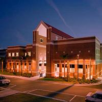 University of Florida Rhines Hall